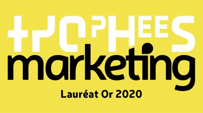 Spoking Polls Lauréat D'or 2020 Des Trophées Du Marketing De EMarketing.fr